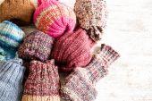 Woolen Socks — Stock Photo