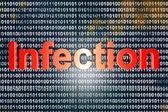 Infekce — Stock fotografie