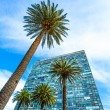 Modern Architecture on the Plaza Independencia in Montevideo — Stock Photo #70665517
