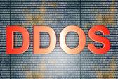 DDOS — Stock Photo