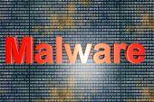 Malware — Stockfoto