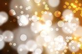 Bokeh lights background — Stock Photo
