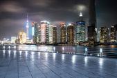 Square in Shanghai — Stock Photo