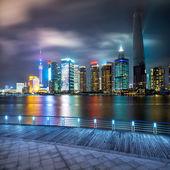 Plein in shanghai — Stockfoto