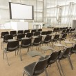 Empty Presentation Conference Room — Stock Photo #53138271