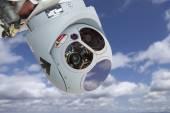Closeup of Drone Camera and Sensor Pod Module — Stock Photo