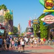 Постер, плакат: People at the Universal Orlando Resort theme parks
