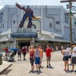 Постер, плакат: The new Transformers 3D ride at Universal Studios Florida