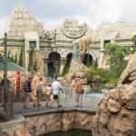 Poseidons Fury show at  Universal Studios Islands of Adventur — Stock Photo #53658351