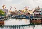 The  Universal Studios Florida theme park — Stock Photo