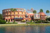 The Hard Rock Cafe at Universal Orlando Resort — Stock Photo