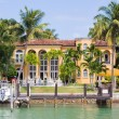 Luxurious mansion on Star Island in Miami — Stock Photo #53768671