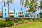 The Bayside Marketplace in Miami — Stock Photo