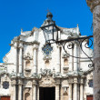 The Cathedral of Havana — Stock Photo #57554779