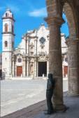 La Cattedrale di L'Avana — Foto Stock