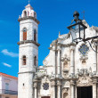 The cathedral of Havana — Stock Photo #57746595