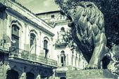 Iconic places in Havana — Stok fotoğraf