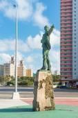 Statue of Jose Marti — Stock Photo