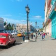 Street scene in Havana — Stock Photo #62189257