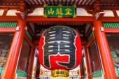 Sensoji-ji, Temple in Asakusa, Tokyo, Japan. — Stock Photo