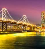 San Francisco, California, USA. — Stock Photo