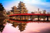 Matsumoto Castle, Japan. — Stock Photo