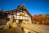 Tenryu-ji in Kyoto, Japan.  Unesco World Heritage Site. — Stock Photo