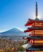 Mount Fuji, Japan. — Stock Photo