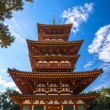 Yakushi-ji Temple in Nara, Japan — Stock Photo #64755547
