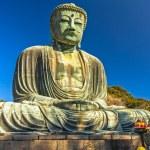 Kamakura Buddha, japan. — Stock Photo #65590227