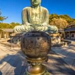 Kamakura Buddha, japan. — Stock Photo #65590771