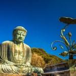 Kamakura Buddha, japan. — Stock Photo #65591327
