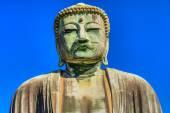 Kamakura Buddha, japan. — Stock Photo