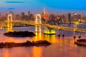 View of Tokyo in Japan — Stock Photo