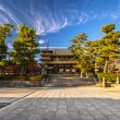 Horyu-ji Temple in Nara, Japan — Stock Photo #72800331