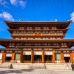 Yakushi-ji Temple in Nara, Japan — Stock Photo #74631313