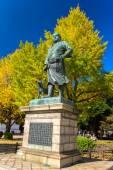 Ueno Park, Tokyo, Japan. — Stock Photo