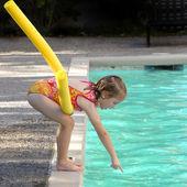 Summer Swimming Fun — Stock Photo