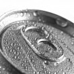 Can of Fresh Soda — Stock Photo #58802991