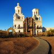 San Xavier Mission Christian Achurch — Stock Photo #67366363