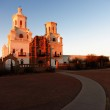 San Xavier Mission Christian Achurch — Stock Photo #67633595