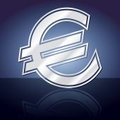Euro Currency Symbol — Stock Vector