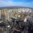 Fuel and oil processing plant — Stock Video #60576681