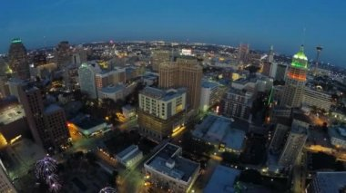 Downtown San Antonio Texas — Stock Video