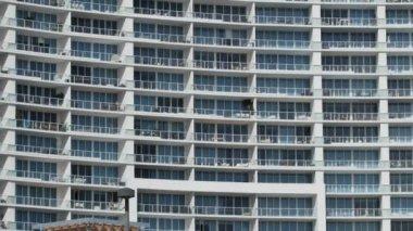 South Florida Miami architecture — Stock Video