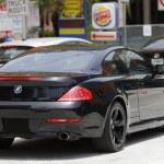 BMW M series sports car — Stock Photo #77323226