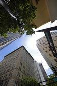 Výšková architektura budov — Stock fotografie