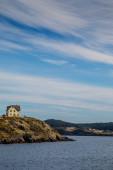 Newfoundland Shoreline — Stock Photo