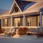 Winter Golden Hour — Stock Photo #55497827