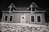 ürpertici ev — Stok fotoğraf